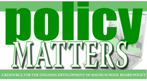 Policy Matters - rotator