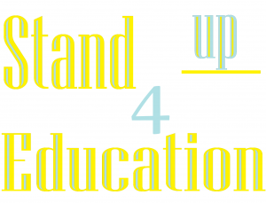 Stand Up 4 Education