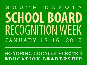 2015 School Board Recognition Week logo