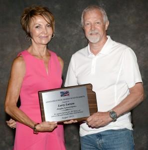Larson - Longevity Award