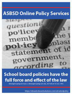download our ASBSD Policy Services guide